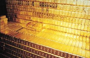 Germany Wants It's Gold Back