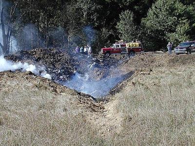Flight 93 Crash Bodies Flight 93 Crash Site