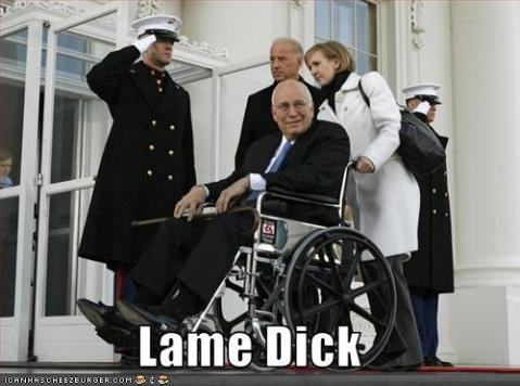 "Cheney In Charge; Deconstructing ""Dick"""