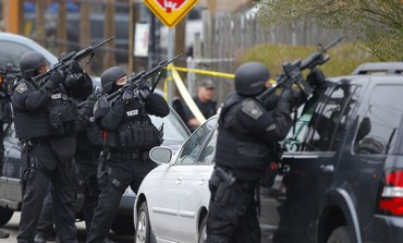Martial law in Boston and Watertown