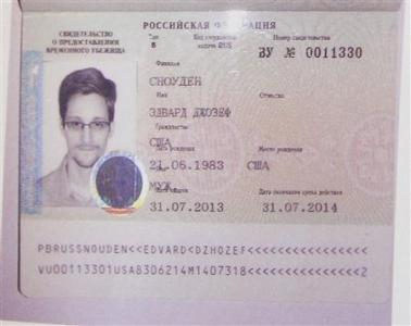 "Who Is ""Running"" Edward Snowden?"
