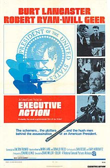 """Executive Action"" – The First ""JFK"" Movie"