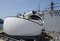 Navy Shows Off New Laser Weapon