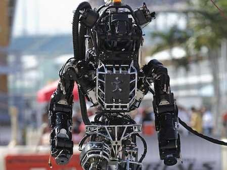 The Dawn of the Killer Robots