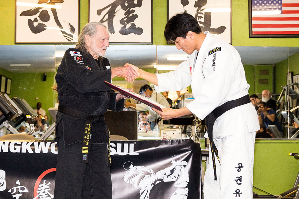 Willie Nelson; Black Belt