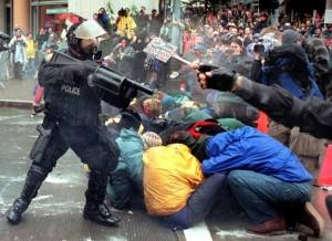 WTO protests, The Battle of Seattle - 1999