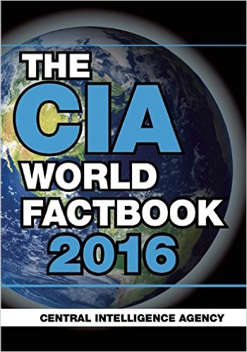 Review: The CIA World Factbook – 2016