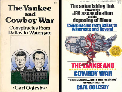 Book Review: The Yankee And Cowboy War – By Carl Olgesby