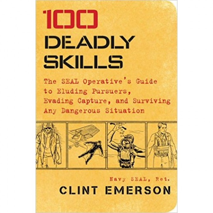 Review: 100 Deadly Skills – By Clint Emerson