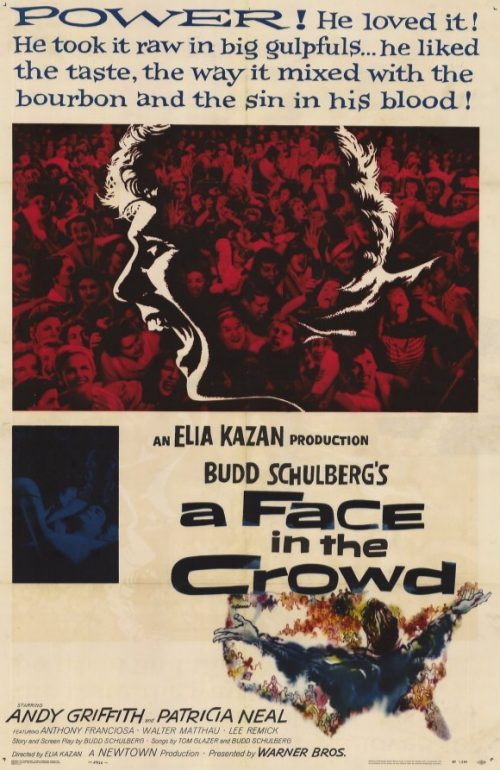 "Movie ""A Face In The Crowd"" Predicted Trump in 1957"