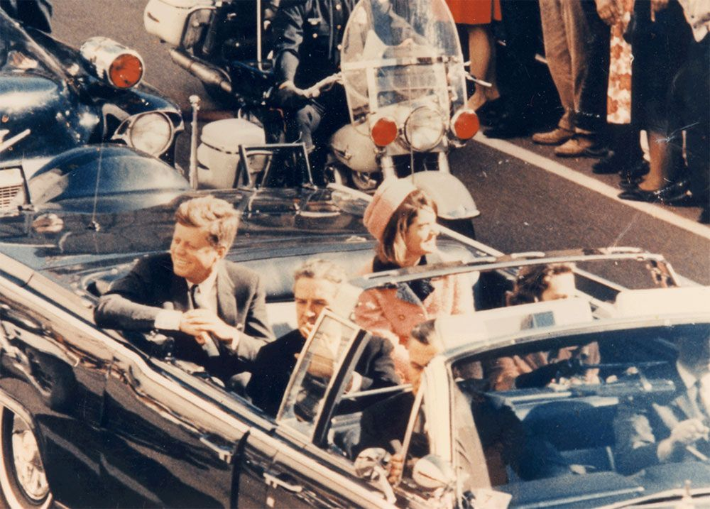 "Putin: Kennedy Was Killed By U.S. ""Special Services"""