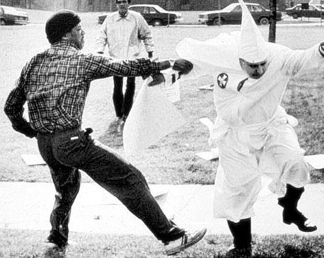 The KKK Takes A Beating