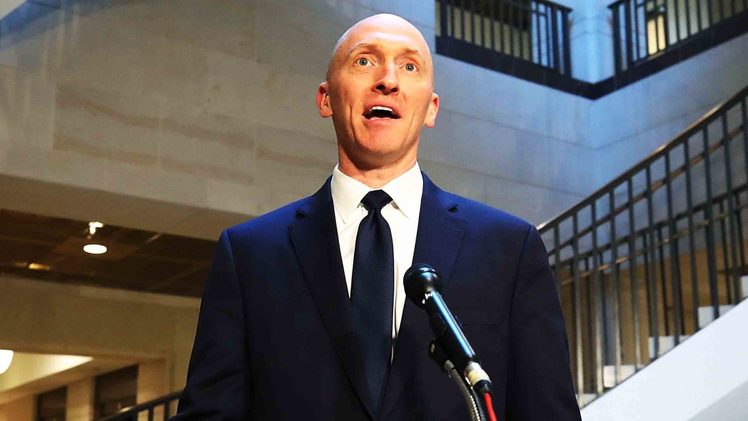 "Carter Page And The Real ""Spygate"""