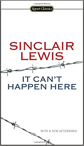 """It Can't Happen Here"" Predicted Trump In 1935"