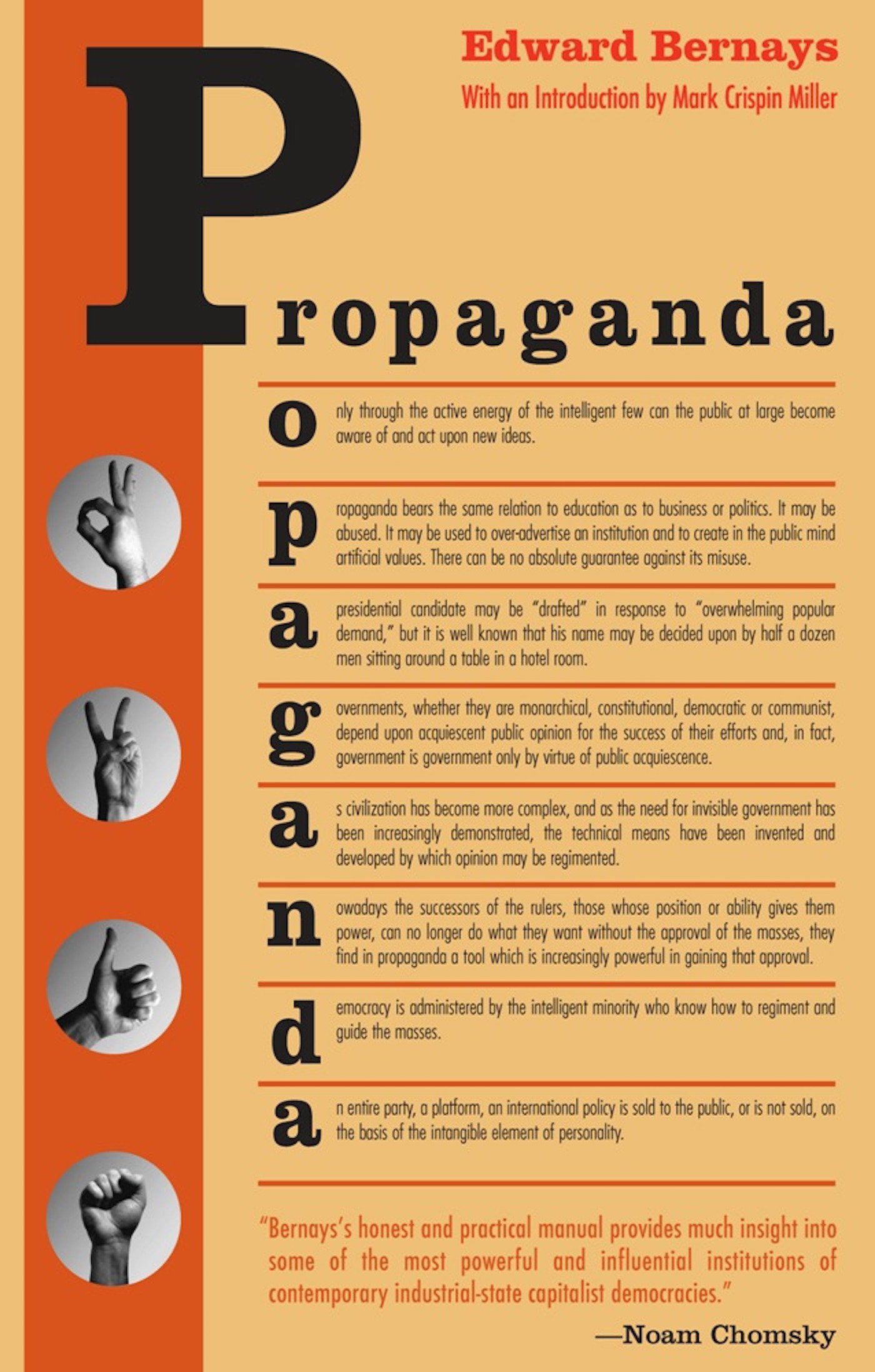 "Review: ""Propaganda"" By Edward Bernays"