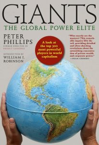 "Review: ""Giants – The Global Power Elite"" by Peter Phillips"