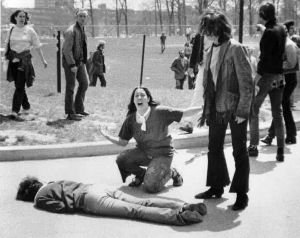 "A Reminder:  ""Army Massacres Students At Kent State May 4th 1970"""