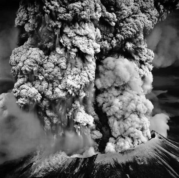 Climbing Mt. St. Helens – Before It Blew