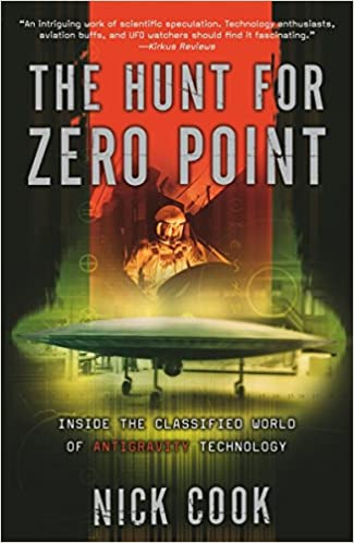 Review: The Hunt For Zero Point – By Nick Cook